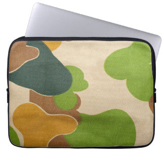 Army Camouflage Pattern Laptop Computer Sleeves