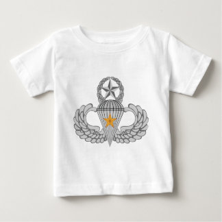 Army Combat Five Jump Wings Baby T-Shirt