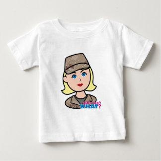 Army Desert Camo Head Blonde.png Shirts