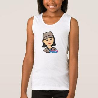 Army Desert Camo Head Medium T-shirt