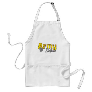 Army Girlfriend Standard Apron