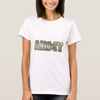 Army in Camo T-Shirt