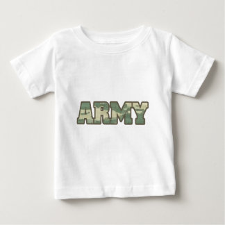 Army in Camo Shirts
