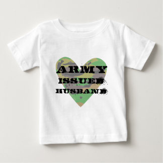 Army Issued Husband T Shirts
