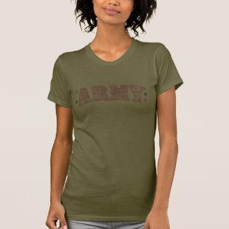 Army Pink Camo Tee Shirt