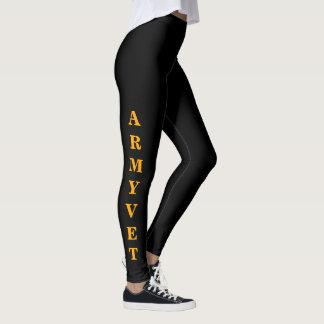 """""""ARMY VET"""" Women's Leggings"""