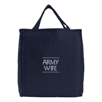 Army Wife Bags