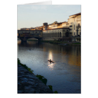 Arno River Card