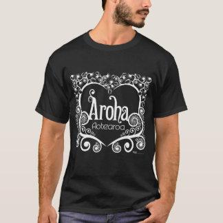 Aroha Aotearoa Mens T-shirt - dark