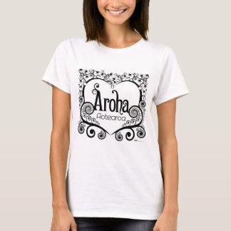 Aroha Aotearoa T-shirt - light