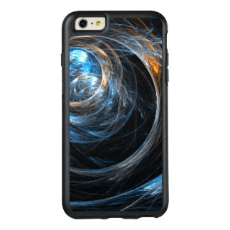 Around the World Abstract Art OtterBox iPhone 6/6s Plus Case