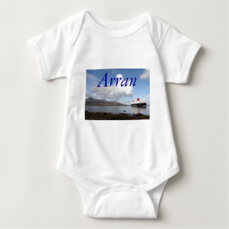 Arran, Scotland Baby Bodysuit