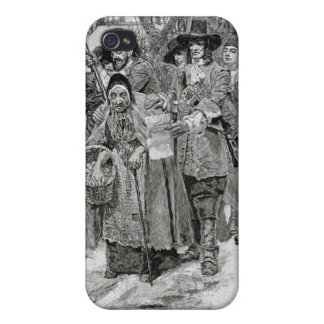Arresting a Witch Cases For iPhone 4