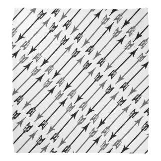 Arrow Pattern Bandana