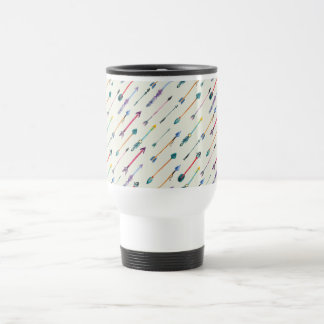 Arrows Attack Travel Mug