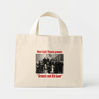 Arsenic and Old Lace 2010 Mini Tote Bag