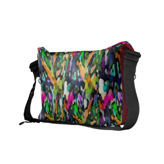 Art101 Exotic Treasure Trouve - Art by Navin Commuter Bags