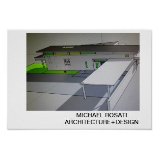 ART+ARCHITECTURE POSTER