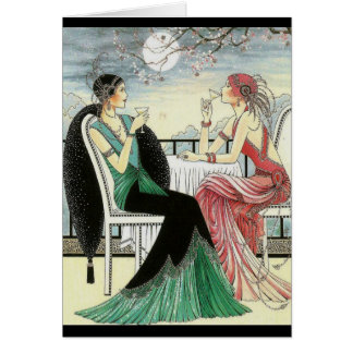 Art Deco All Occasion Greeting Card
