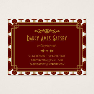 54 vintage 20s deco business cards and vintage 20s deco business art deco business cards colourmoves