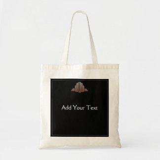Art Deco Tower Tote Bag