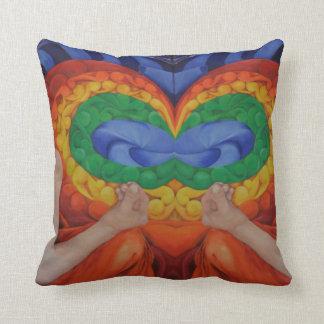 Art design pillow Conversation double