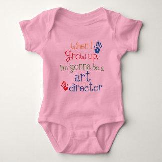 Art Director (Future) Child Baby Bodysuit