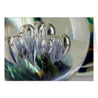 Art Glass Photography Series Note Card No. 3