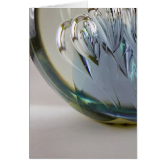 Art Glass Photography Series Note Card No. 5