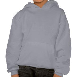 Art Hoodie: Crazy Crab Seaside Holiday Top Sweatshirt
