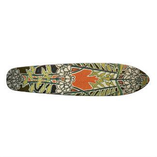 Art Nouveau Design #3 @ VictoriaShaylee Skate Boards