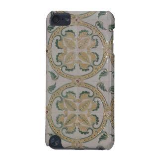 Art Nouveau floral tiles iPod Touch (5th Generation) Covers