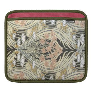 Art Nouveau iPad Sleeve