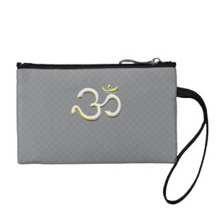 Art of Om Symbol Fashion In Style Bags / Clutch