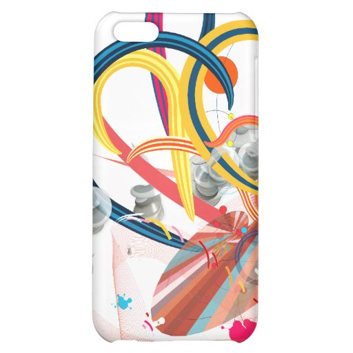 Art Of Touch iPhone 5C Cover