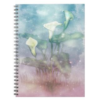 Art Printed Notebook