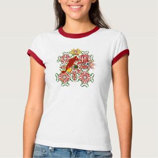 Arte e Futebol encontra - Futebol Português T-Shirt