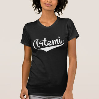 Artemi, Retro, T-Shirt