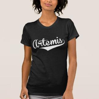 Artemis, Retro, T-Shirt