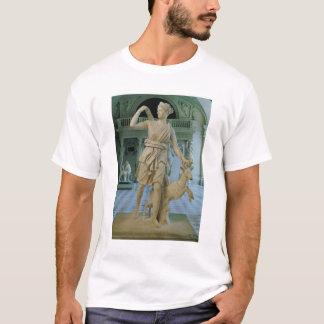 Artemis the Huntress, known as the 'Diana of Versa T-Shirt