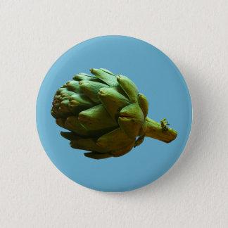 Artichoke 6 Cm Round Badge