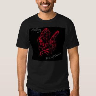 artillery fear of tomorrow tee shirts