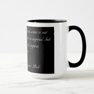 Artist Mug- Dali Quote Mug