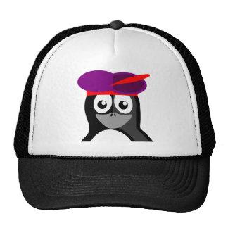 Artist Penguin Hat