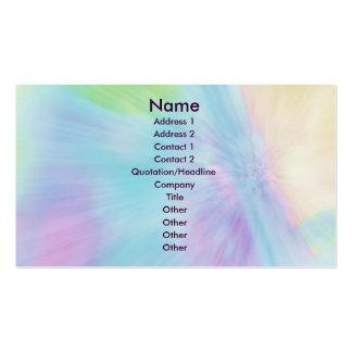 """""""Artist"""" Profile Card - Customizable Business Card"""