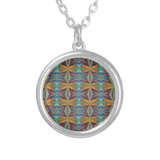 Artistic Abstract  Rainbow of Colors Design Jewelry