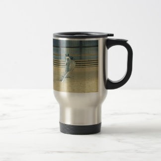 Artistic Arabian Travel Mug