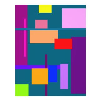 Artistic Design Viridian Full Colour Flyer