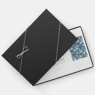 Artistic Wedding Guest Book