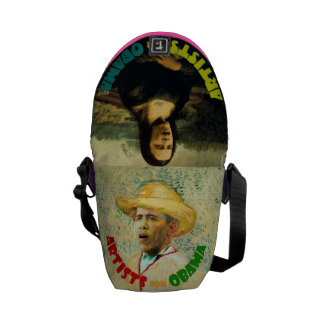 Artists for Obama Messenger Bag